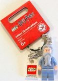 Lego Harry Potter Albus Dumbledore Keychain - 1
