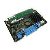 Dell Poweredge 2950 1950 Server PERC 5i SAS PCI-E RAID Controller with Cables & Tray TU005 WX072