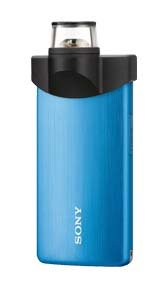 Sony Bloggie Touch 360 Degree Recording Camcorder 8gb MHS-TS20K (Blue)