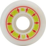 Buy Girl Softline Skateboard Wheels - 53mm 98a (Set of 4) by Girl