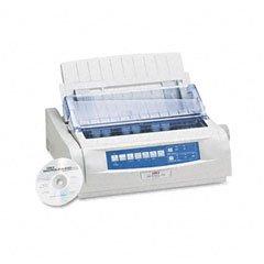 OKI62418701 - Microline ML420 Dot Matrix Impact Printer
