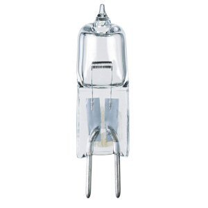Westinghouse 0443800, 50W T3, GY6.35 Base Clear 2000 Hour 900 Lumen 12V Halogen Light Bulb (Westinghouse Halogen Bulbs compare prices)