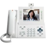 Cisco Cp-9971-Wl-Cam-K9= Unified 9971 Arctic White Voip Phone And Devicephone