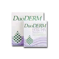 """Duoderm Extra Thin Cgf Dressing - 4 X 4"""" - Box Of 10 front-27089"""