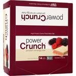 Bio Nutritional - Power Crunch Cookie - 12 per Box - Wild Berry Creme by Bio Nutritional