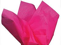 Brand New Hot Pink Bulk Tissue Paper 15
