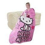 Hello Kitty Large, Slanket, Fleece Bl...
