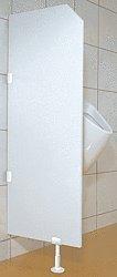 Schamwand Standard für Urinalbecken   Kritiken und weitere Informationen