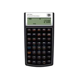 10bll Financial Calculator, 12-Digit LCD