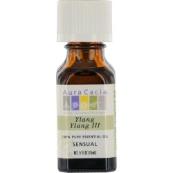 Aura Cacia Pure Essential Oil Ylang Ylang -- 0.5 fl oz