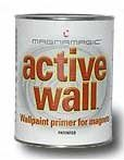 Magnamagic Magnetic Receptive Wall Paint - One Quart
