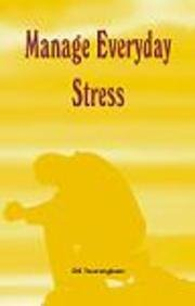 Managing Everyday Stress