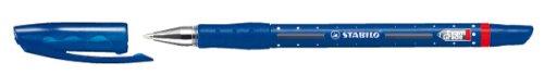Stabilo Exam Grade - Bolígrafo (10 unidades), color azul