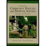 Community and problem-solving policing essays