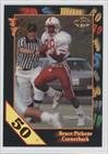 Emmitt Smith (Football Card) 1991 Wild Card 50 Stripe #46