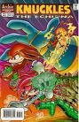 img - for Knuckles the Echidna #7 book / textbook / text book