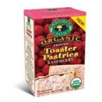Nature's Path Frosted Raspberry Toaster Pastry (6x11 oz.)