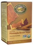 Nature's Path Organic Frosted Toaster Pastries Brown Sugar Maple Cinnamon -- 11 oz
