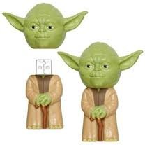 4GB Star Wars YODA USB Flash Memory Drive 4GB 2.0 USB Memory Stick / Flash Drive. Presented in a Gift Box. DESPATCHED FIRST CLASS VIA ROYAL MAIL from NUT