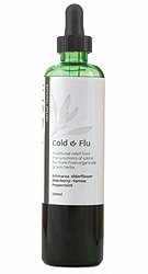 Cold and Flu Tincture (Organic) - 100ml