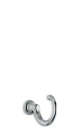 Smedbo BK230M Loop Hook, Brushed Chrome