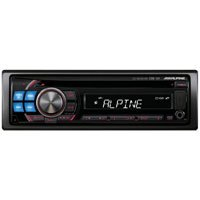 Alpine CDE-121 Car Stereo CD/MP3/AAC/WMA Receiver