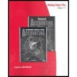 Warren, Carl S.; Reeve, James M.; Fess, Philip E.'s Working Papers to Accompany Accounting, 21e Chapters 1-17 or Financial Accounting, 9e 21st (twenty-first) edition by Warren, Carl S.; Reeve, James M.; Fess, Philip E. published by South-Western [Paperbac
