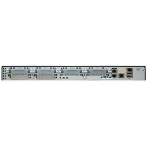 Cisco Genuine 2901 W/2 Ge,4 Ehwic,2 Dsp,256M