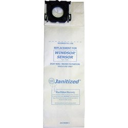Apc Filtration Windsor Sensor/Xp12 & Versamatic Plus 10/10 (Apcjan-Wisen-3) Category: Vacuum Bags, Belts And Accessories