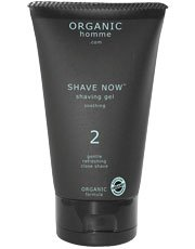 Green People 2 Shave Now Shaving Gel 125ml