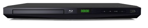 Toshiba BDX1300KB Blu-ray Player (New for 2012)