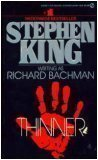 Thinner (Signet), Stephen King, Richard Bachman