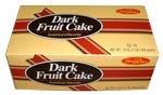 Jane Parker Dark Fruit Cake (16oz)