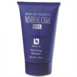 Dead Sea Products Mineral Care Well Being Shampoo For Men 120ml
