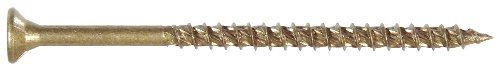 The Hillman Group 47850 Star Drive 1000 Hour Deck Screw, 9 x 3-Inch (Wood Screws 3 Inch compare prices)