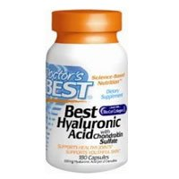 Doctors Best Best Hyaluronic Acid with Chondroitin Sulfate