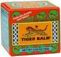 Tiger Balm Red Extra Strength Pain Relieving Ointment Asian Formula 0.63 Oz - 18 Gm Jar