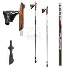 LEKI-Nordic-walking-Stcke-Flash-Trigger-1-White-Red-Anthracite-130-cm-637-2527