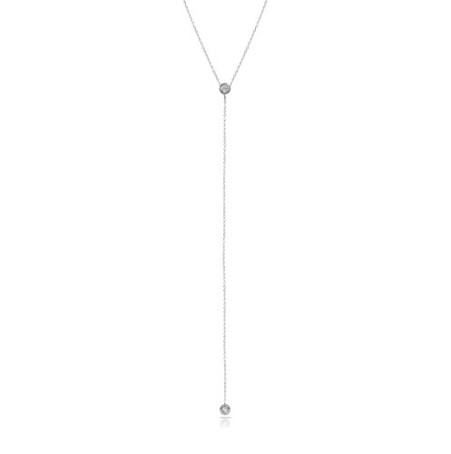 sterling-silver-y-droplet-lariat-long-chain-necklace-with-round-solitaire-bezel-cz-crystal-charm-rho