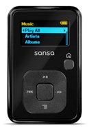 SanDisk Sansa Clip+ 2 GB MP3 Player (Black)