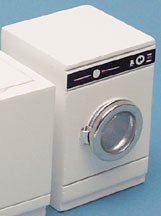 Dollhouse Miniature Value-Priced Dryer front-176677