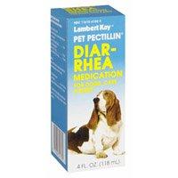 Lambert Kay Pet Pectillin Diarrhea Medication for Dogs, Cats, and Birds