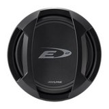 "Alpine Swe-1243 Type-E 12"" Single 4-Ohm Subwoofer"