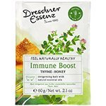 Frontier Natural Products 228782 Herbal Bath Salts Immune Boost Packets 2.1 Oz.