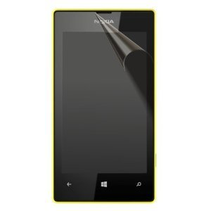 Nokia Lumia 520 Anti-Glare / Matte Screen Protector (Pack of 2) - by Mobi Lock?