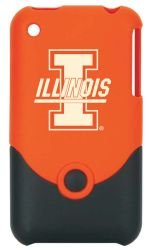 Illinois Fighting Illini iPhone Duo Shell