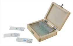 Celestron 44410 Prepared Microscope Slides (25-Piece Set)