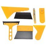 7PC Scraper Tool Kit for Car Vehicle Window Film Wrap Cleaning Wrapping Squeegee