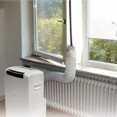 Trotec AirLock 100 - Aislamiento para ventanas