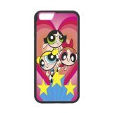 buy New Arrival High Quality Protective Hard Rubber Gel Phone Case Cover Skin For Iphone 6 & Iphone 6S - Powerpuff Girls (Design I6S634)
